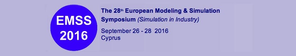 2016_28thEMSS_EuropeanModelingSimulation